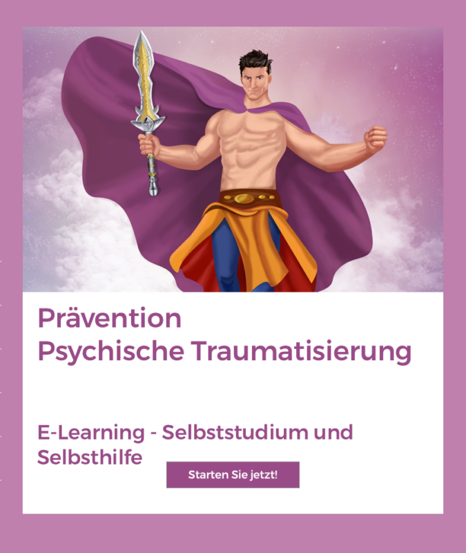 Prävention E-Learning Trauma PTBS